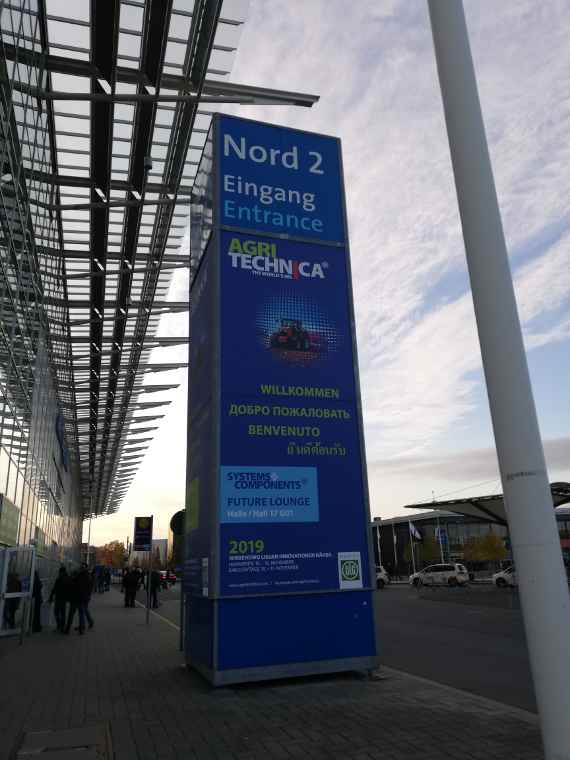 agritechnica in hannover